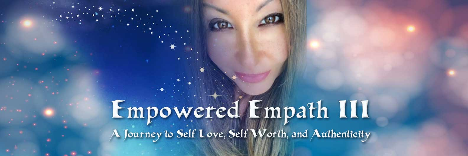 Empowered Empath, Intuitive Relationship Coach